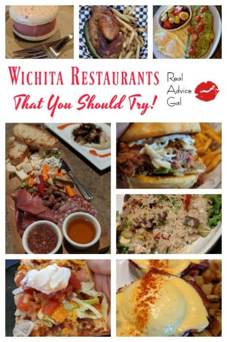 Wichita restaurants that you should try!