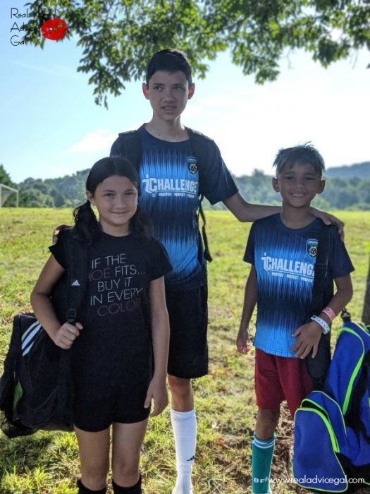 Challenger Sports British Soccer Camp