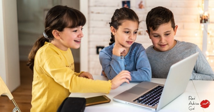 Free educational websites for kids.